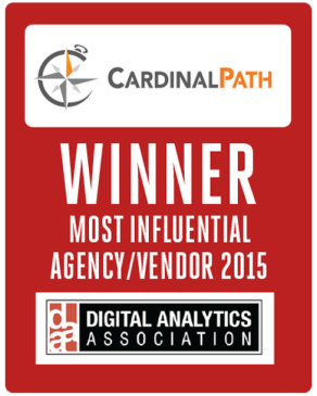 Cardinal Path named winner of DAA Agency of the Year