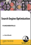 Search Engine Optimization (SEO) Fundamentals with David Booth
