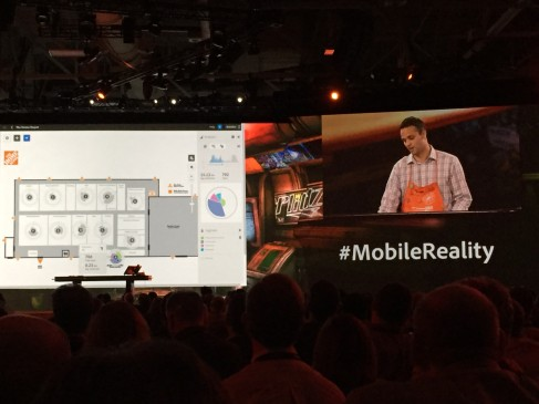 Mobile Reality at Adobe Summit